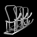 Fietsenrek model 60P RVS