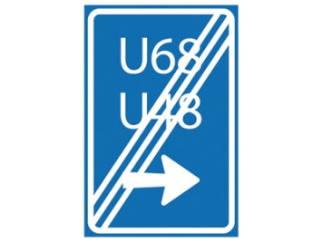 RVV Verkeersbord BW207