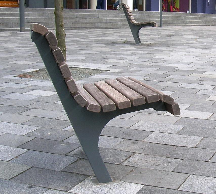 Buiten Zitbank model Canapé Retro Stoel