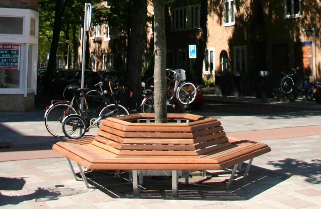 Buiten Zitbank - Boombank model Canapé