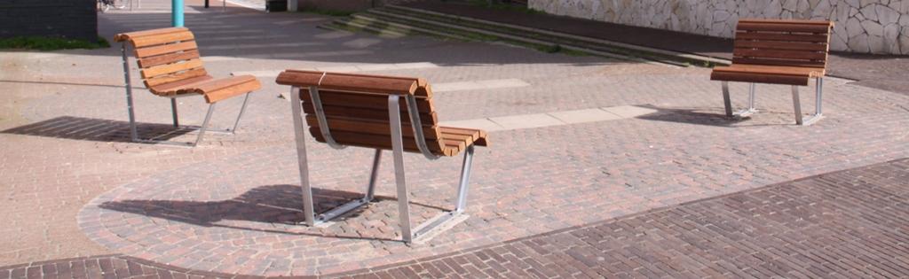 Buiten Zitbank model Canapé Stoel
