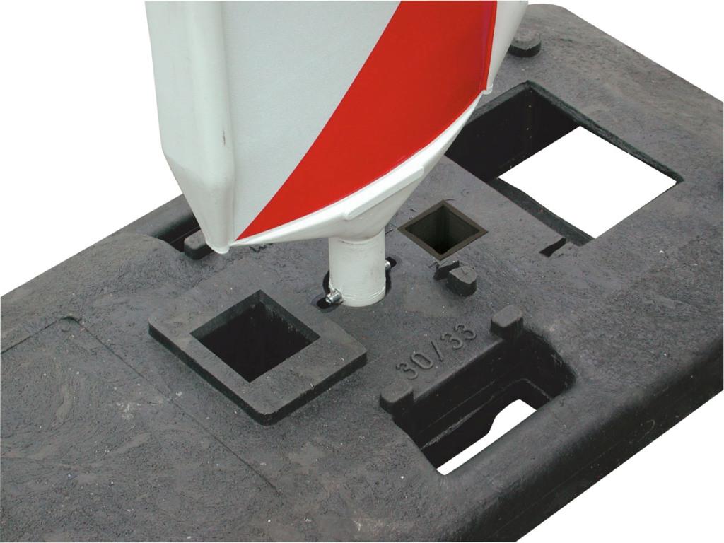 Klemmfix geleidebaken model D-systeem