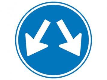RVV Verkeersbord D03