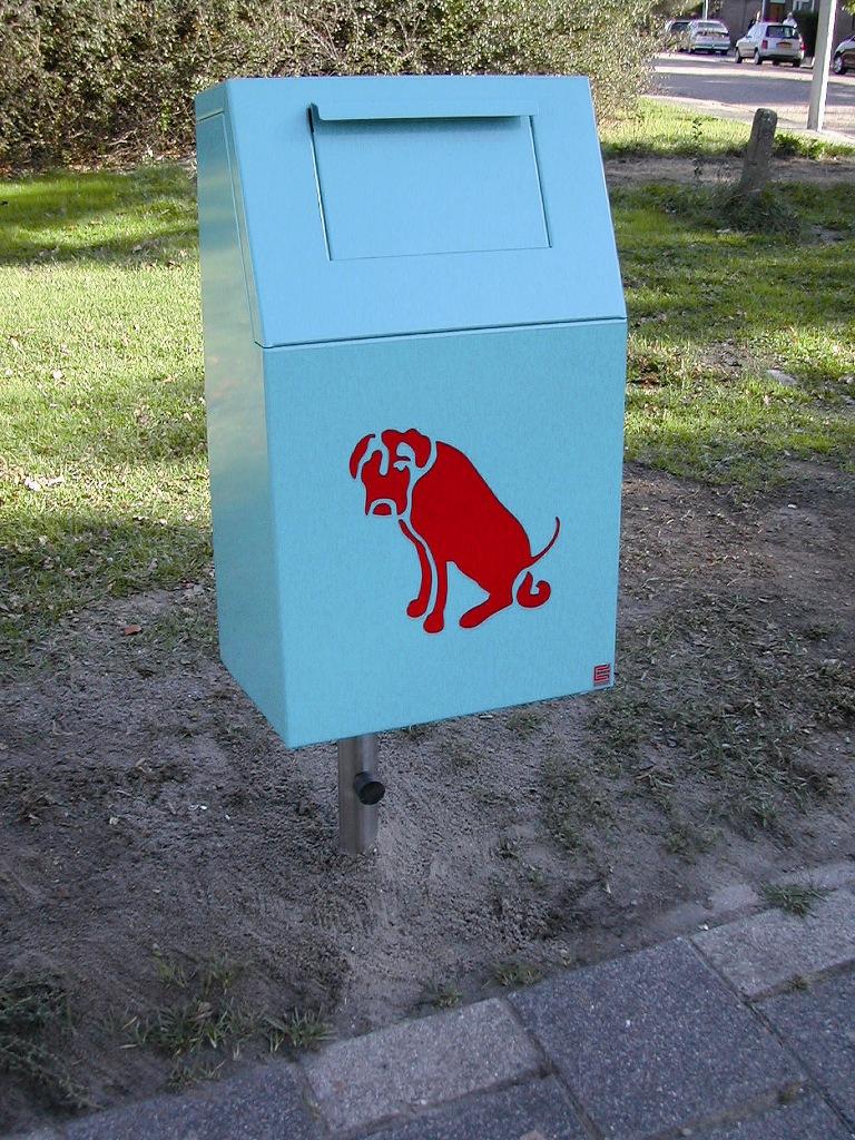 Hondenpoepbak Dogcare