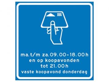 RVV Verkeersbord E104