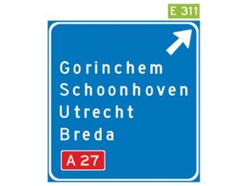 RVV Verkeersbord K04