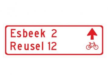 RVV Verkeersbord K08