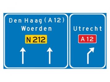 RVV Verkeersbord K11