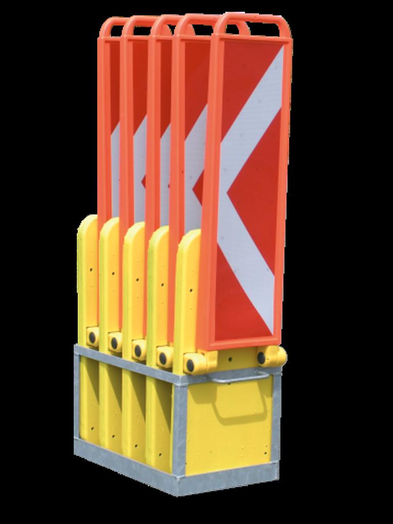 Klapbaken transportbox klein