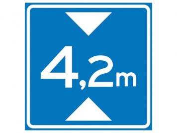 RVV Verkeersbord L01