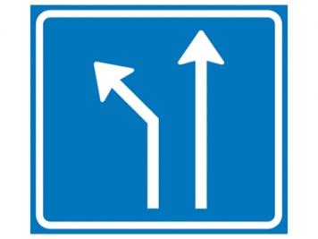 RVV Verkeersbord L04