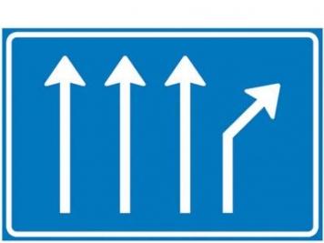 RVV Verkeersbord L06