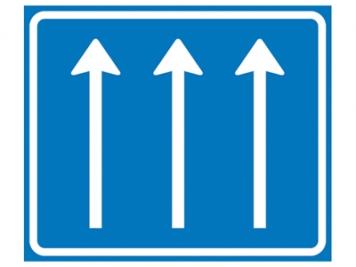 RVV Verkeersbord L07