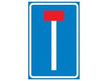 RVV Verkeersbord L08