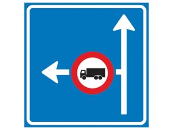 RVV Verkeersbord L10