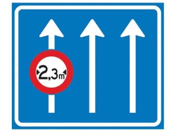RVV Verkeersbord L11