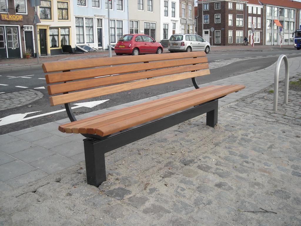 Buiten Zitbank -  Parkbank model Parc
