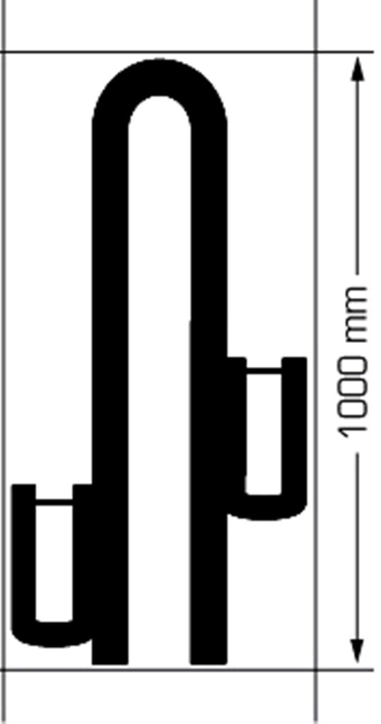 Fietsenrek model Spui (FietsParkeur)