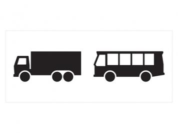RVV Verkeersbord OB13