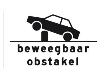 RVV Verkeersbord OB627