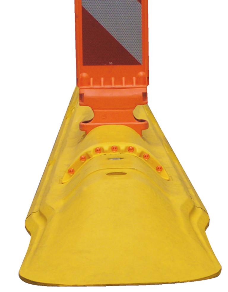 Klemmfix Rijbaanscheidingssysteem