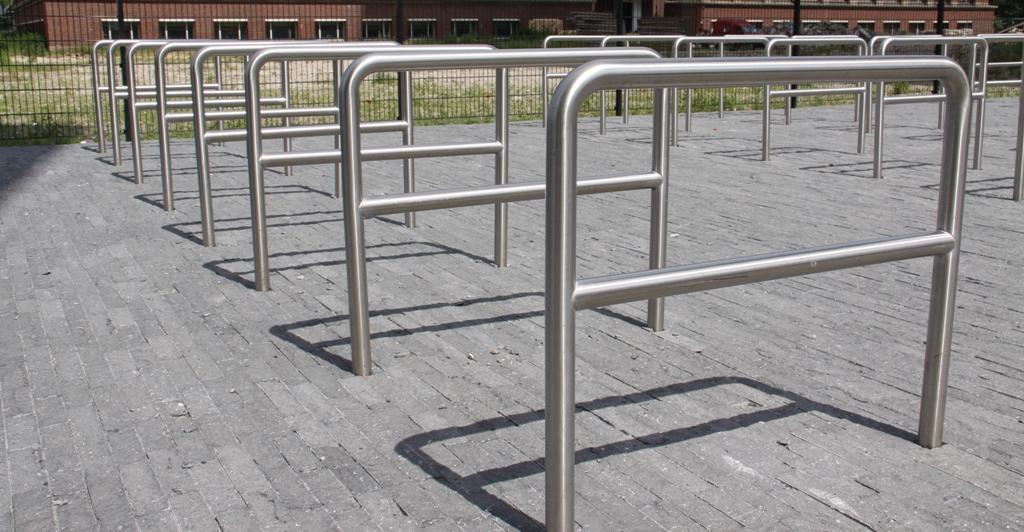 Rijwielbijzethekken - fietsnietjes
