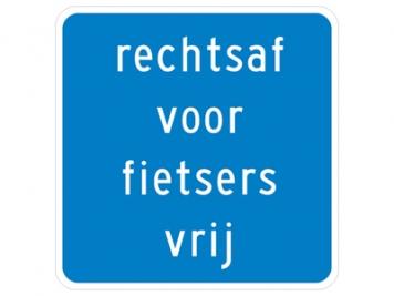 RVV Verkeersbord VR06