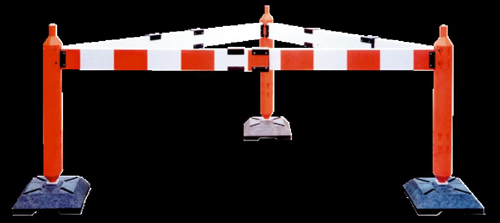 Afzethek model Vario-systeem (in- en uitschuifbaar)