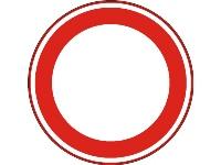 RVV Verkeersbord C01