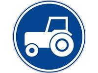 RVV Verkeersbord F11