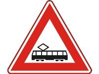 RVV Verkeersbord J14