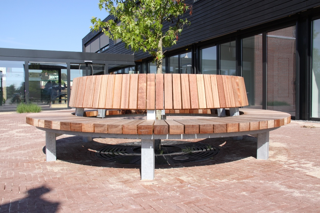 Buiten Zitbank - Boombank model Outside Tree