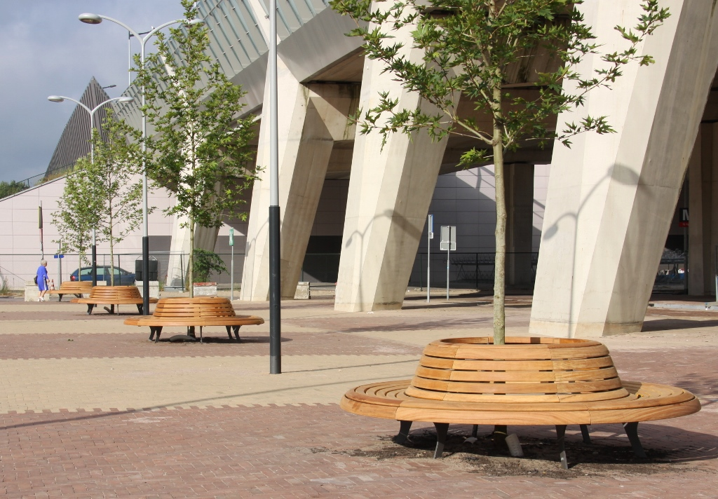 Station-Noord-boombank