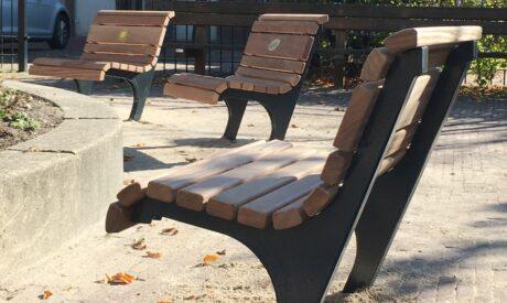 Canapé Retro stoelen Leiden