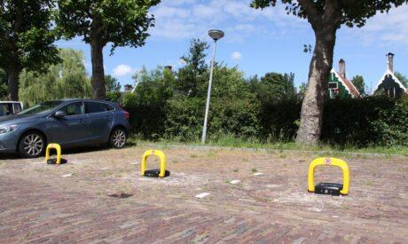 Automatische parkeerbeugels