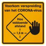 Corona (COVID-19) borden