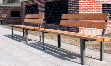 Easy zitbanken voor Assumerhof, Heemskerk