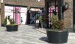 Plantenbakken voor Amsterdam The Style Outlets